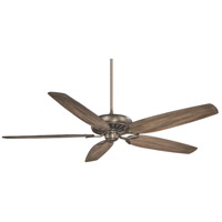 Minka-Aire F539-HBZ Great Room Traditional 72 inch Heirloom Bronze with Aged Boardwalk Blades Ceiling Fan