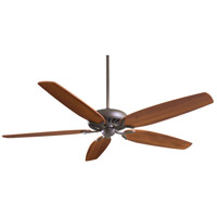 Great Room Traditional 72 inch Oil Rubbed Bronze with Dark Walnut Blades Ceiling Fan