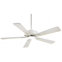 Contractor 52 inch Bone White Ceiling Fan