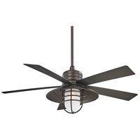 Minka-Aire F582-SI Rainman 54 inch Smoked Iron Ceiling Fan