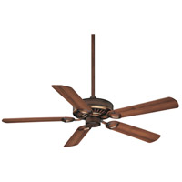 Ultra-Max 54 inch Belcaro Walnut with Dark Walnut Blades Ceiling Fan