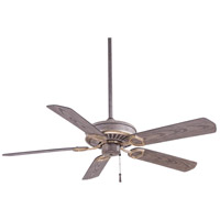 Sundowner 54 inch Driftwood Outdoor Ceiling Fan