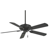 Minka-Aire F589-TCL Sundowner 54 inch Textured Coal Ceiling Fan