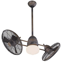 Gyro 42 inch Restoration Bronze Ceiling Fan