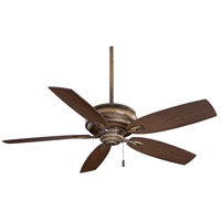 Timeless 54 inch French Beige with Medium Maple Blades Ceiling Fan