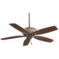 Classica 54 inch French Beige with Medium Maple Blades Ceiling Fan
