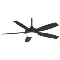 Minka-Aire F690L-CL Espace 52 inch Coal Ceiling Fan