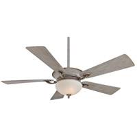 Minka-Aire Delano 8 Light 52in Ceiling Fan in Driftwood F701-DRF