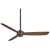 Rudolph 52 inch Oil Rubbed Bronze Ceiling Fan