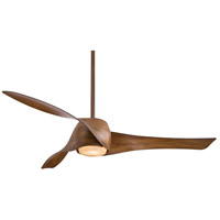 Minka-Aire Artemis 1 Light 58in Ceiling Fan in Distressed Koa F803-DK
