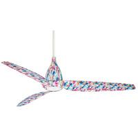 Minka-Aire F831L-FLR Tear 60 inch Flower Ceiling Fan