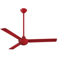Minka-Aire F833-RD Kewl 52 inch Red Ceiling Fan