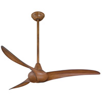 Wave 52 inch Distressed Koa Ceiling Fan