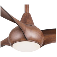 Minka-Aire F844-DK Light Wave 52 inch Distressed Koa Ceiling Fan alternative photo thumbnail