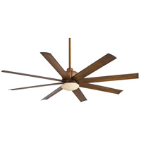 Minka-Aire F888L-DK Slipstream 65 inch Distressed Koa Outdoor Ceiling Fan