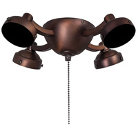 Minka-Aire K34L-DBB Universal LED Dark Brushed Bronze Fan Light Kit