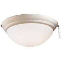 Minka-Aire K9375-L-BWH Universal 1 Light Bone White Fan Light Kit
