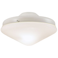 Minka-Aire Signature 2 Light Ceiling Fan Light Kit in Bone White K9401-L-BWH