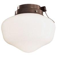 Minka-Aire K9402-L-ORB Universal 1 Light Oil Rubbed Bronze Fan Light Kit