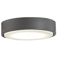 Minka-Aire Xtreme H2O LED Smoked Iron Fan Light Kit For F886L