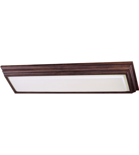 Minka-Lavery Signature 2 Light Fluorescent Flushmount in Belcaro Walnut 1001-126-PL photo
