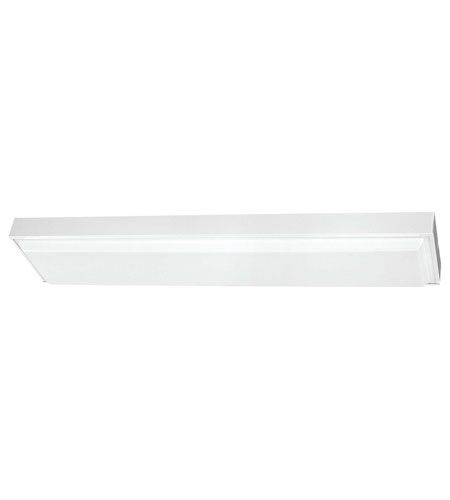 Minka-Lavery Signature 2 Light Fluorescent Flushmount in White 1003-44-PL photo