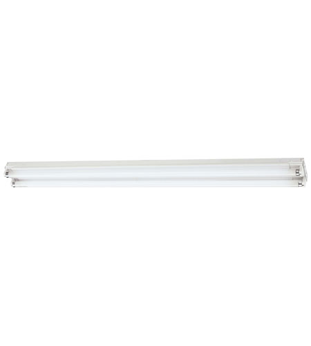 Minka-Lavery 1009-44-PL Signature 2 Light 4 inch White Fluorescent Flushmount Ceiling Light photo