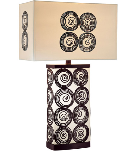 Minka-Lavery Black Signature Table Lamps