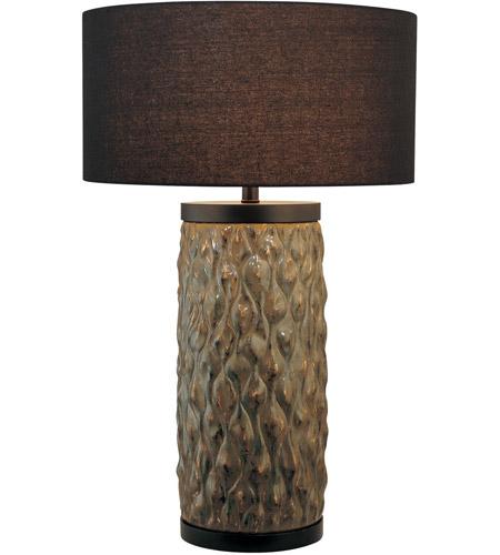 Minka Lavery 10178 0 Signature 31 Inch 150 Watt Green Table Lamp