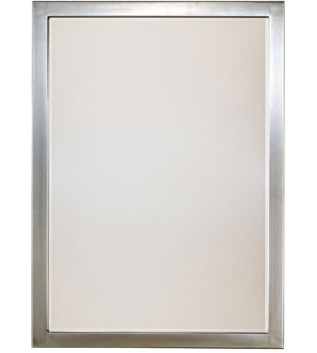 Minka-Lavery Paradox Mirror in Brushed Nickel 1430-84 photo