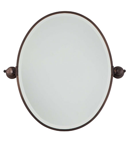 Minka-Lavery 1431-267 Signature 25 X 20 inch Dark Brushed Bronze Mirror Home Decor photo