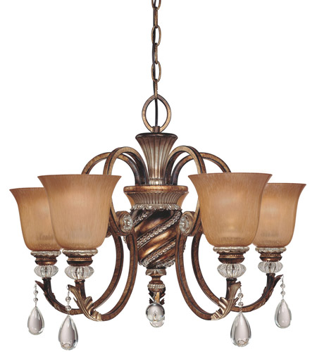 Minka-Lavery Aston Court Bronze Chandeliers