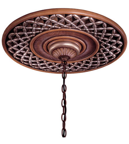 Minka-Lavery 1780-216 Cabella Cabella Patina Ceiling Medallion photo