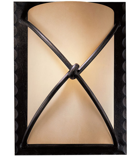 Minka-Lavery Aspen Bronze Wall Sconces