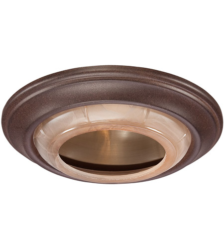 Minka-Lavery Signature Recessed Trim in Nobel Bronze 2718-156 photo