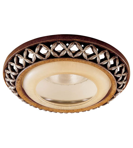 Minka-Lavery Signature 6in Recessed Trim in Cabella Patina 2838-216 photo