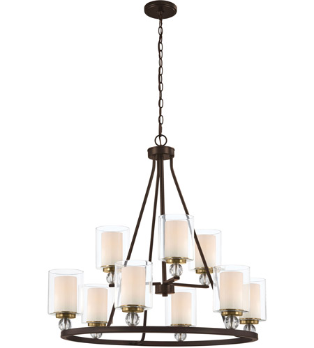 Minka lavery 3079 416 studio 5 9 light 32 inch painted bronze minka lavery 3079 416 studio 5 9 light 32 inch painted bronze chandelier ceiling mozeypictures Images
