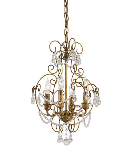 Minka lavery 3129 479 signature 4 light 13 inch regency gilded gold minka lavery 3129 479 signature 4 light 13 inch regency gilded gold mini chandelier mozeypictures Image collections