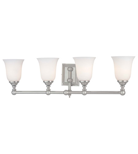 Minka-Lavery Tafalla 4 Light Bath in Chrome 3224-77 photo