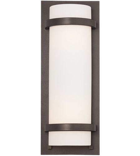 Minka-Lavery Fieldale Lodge 2 Light Sconce in Smoked Iron 341-172 photo