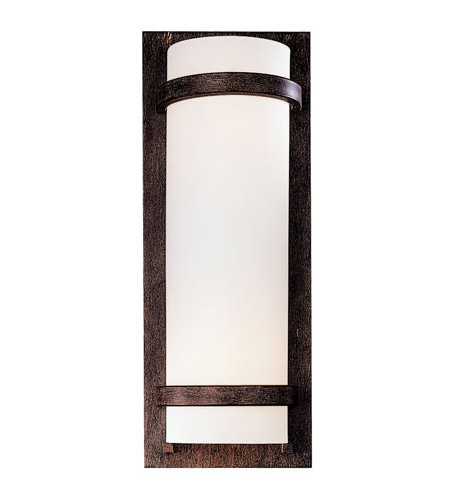 Minka-Lavery Signature 2 Light Sconce in Iron Oxide 341-357 photo