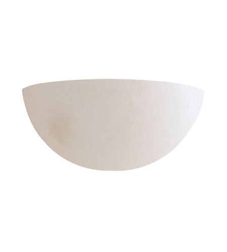 Minka-Lavery Signature 1 Light Sconce in White 350 photo