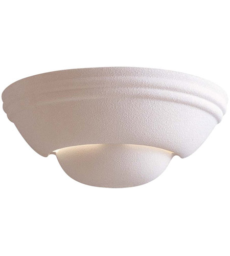 Minka-Lavery 351 Signature 1 Light 13 inch White Ceramic Wall Sconce Wall Light photo