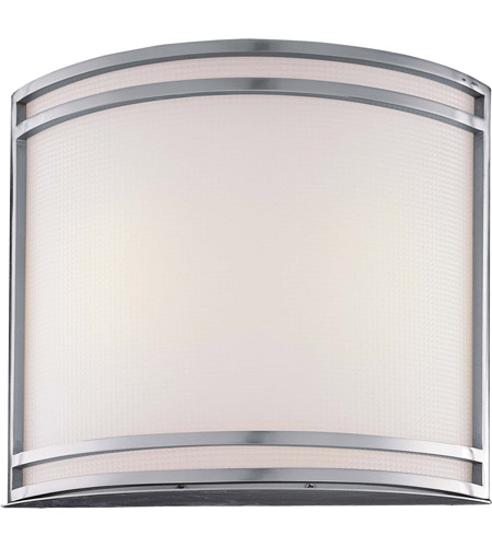 Minka-Lavery Signature 2 Light Sconce in Brushed Nickel 368-PL photo