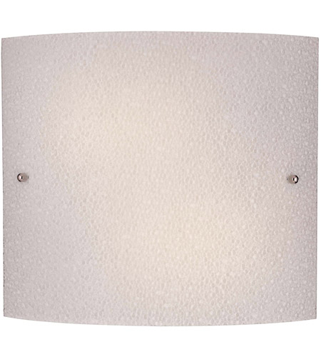 Minka-Lavery 369-PL Signature 2 Light 11 inch Brushed Nickel ADA Wall Sconce Wall Light photo