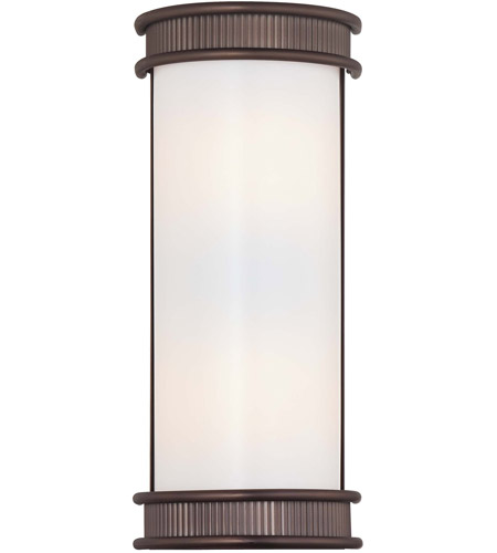 Minka-Lavery 4282-647 Signature 2 Light 7 inch Copper Bronze Patina ADA Wall Sconce Wall Light photo
