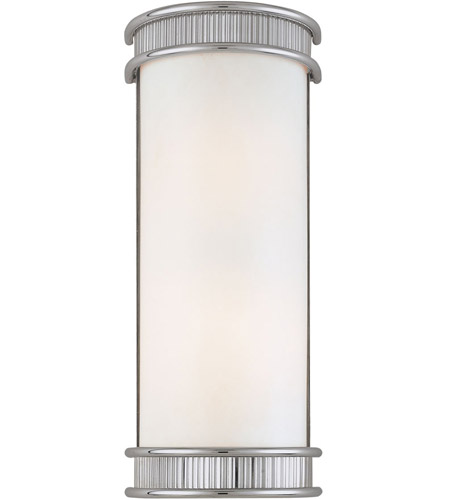 Minka-Lavery Federal Restoration 2 Light Sconce in Chrome 4282-77 photo