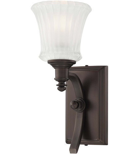 Minka-Lavery 4301-647 Hayvenhurst 1 Light 6 inch Copper Bronze Patina Sconce Wall Light photo
