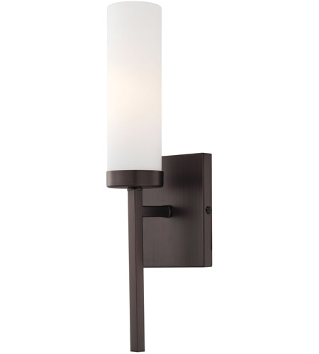 Minka-Lavery 4460-647 Signature 1 Light 4 inch Copper Bronze Patina ADA Wall Sconce Wall Light photo