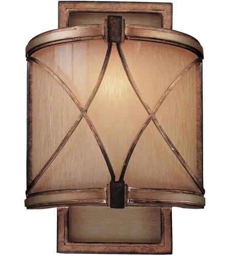 Minka-Lavery 4740-206 Aston Court 1 Light 9 inch Aston Court Bronze Wall Sconce Wall Light photo